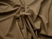 r9744, 17 yards toffee brown high quality faux suede upholstery fabric