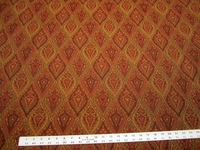 Teardrop design upholstery fabric from Sunbury sold per yard