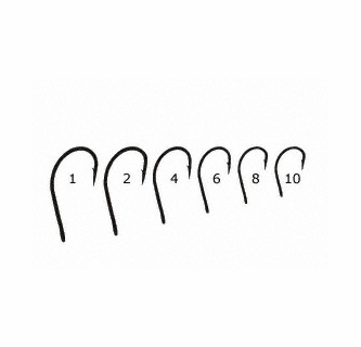 Signature Shrimp Fly Hook 25 pack Mustad C47SD