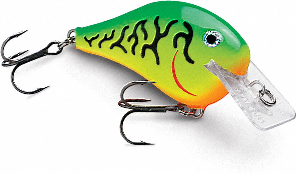 Save Rapala DT (Dives-To) FAT Crankbait , freshwater lure