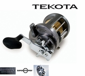 Shimano Tekota Conventional Fishing Reels