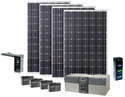Earthtech Products Max 1800 Watt Solar Generator with 1060 Watts of Solar Power for Home and Off-Grid Back Up Power