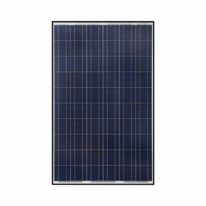 Grape Solar 265W Poly-Crystalline Solar Panel for Residential and Commercial Use
