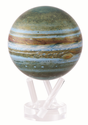 "4.5"" Jupiter MOVA Globe with automatic rotation feature"