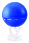 "4.5"" Neptune MOVA Globe with automatic rotation feature"