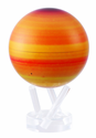 """4.5"""" Saturn MOVA Globe with automatic spinning feature"""
