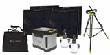 Camping Solar Power - Portable Solar Power Sources