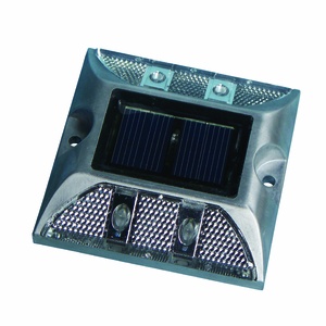Dock Edge HD Aluminum Solar Dock Lite - For Decks, Docks and Pathways