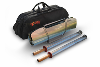 GoSun Solar Stove Sport Pro Pack with Extra Cooking Dish and Carrying Case BONUS Kit