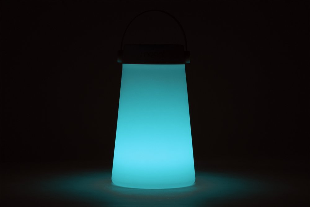 Mooni take me speaker lantern bluetooth speaker and lantern with