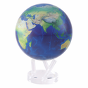 "Mova Globe - 8.5"" Rotating Globe - Natural Earth"