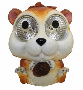 Solar Garden Pals Squirrel Set of 2