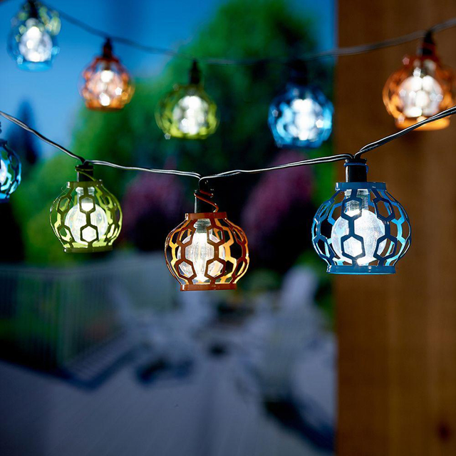 Solar String Lights Solar Led Rope Lights