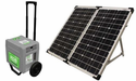 UPG Adventure Power Solar Generator Kit 1800 Watt Portable Power System with 80 Watt Solar Panel