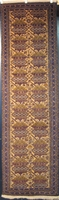 "Baluch (Russia - Afghanistan War Memorial Carpet): 9'8"" x 2'9"""