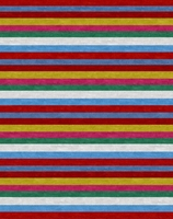 "Berber Stripes: 3'1"" x 2'1"""