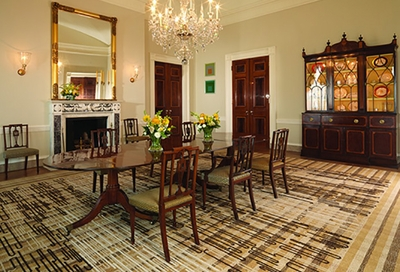 Dining Rooms (White House) <br></br>