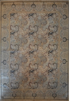 """Fine Isfahan - Arts & Crafts by William Morris: 17'6"""" x 12'"""