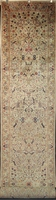 """Isfahan - Arts & Crafts by William Morris : 20'9"""" x 3'1"""""""