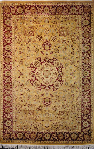 "Isfahan - Center Medallion : 8'1"" x 5'2"""