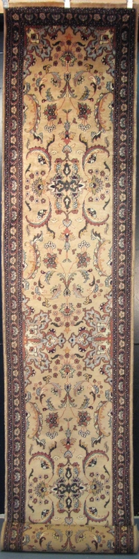 "Isfahan voile nuageux : 18'5"" x 2'7"""