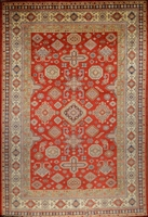 "Kazakh Royal: 13'3"" x 9'11"""