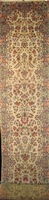 "Kerman- Semi Antique Vers 1950 : 24'2"" x 2'9"""