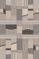 King Silk Beige: 8' x 5'
