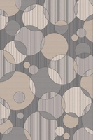 King Silk Dark Grey: 8' x 5'
