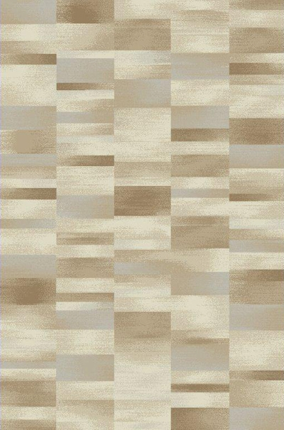 Miami 2 Light Beige: 5' x 8'