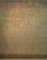 Nagshe Tabriz - Arts & Crafts de William Morris : 12' x 9'