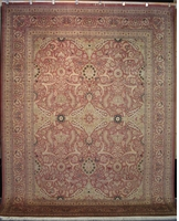 Nagshe Tabriz - Arts & Crafts de William Morris : 12' x 9'2""