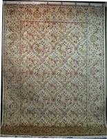 "Nain - Arts & Crafts de William Morris : 12'6"" x 9'"