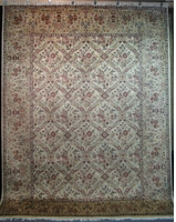 Nain - Arts & Crafts de William Morris :  12' x 9'