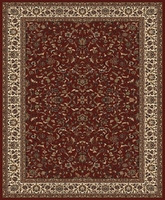 Persian Red: 5' x 8'