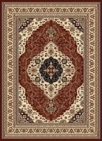 Persian Red Red: 7' x 10'