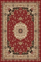 Persian Rouge : 5' x 8'
