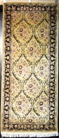 "Qum Trellis - Arts & Crafts de William Morris : 6'1"" x 2'8"""