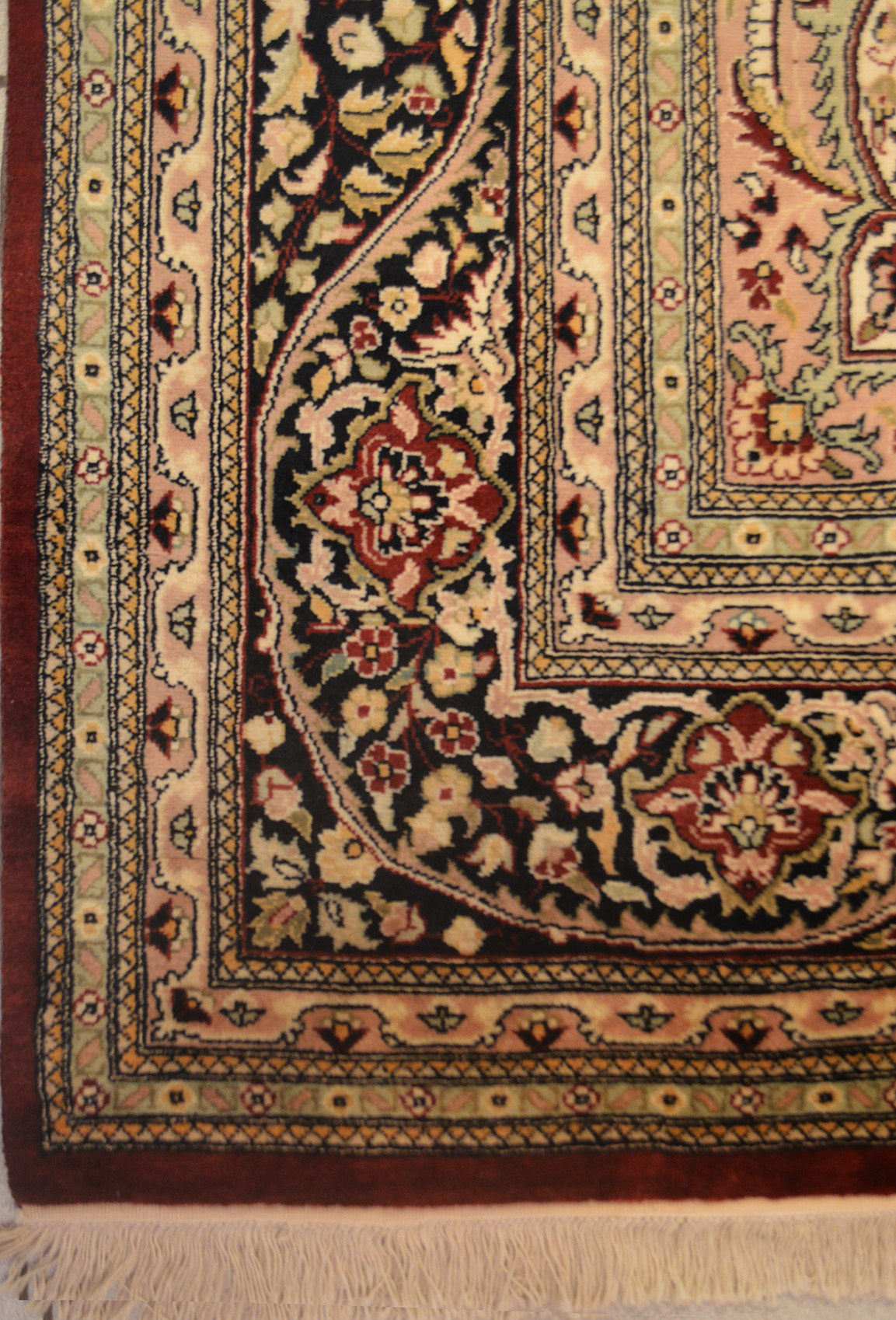 Floral Area Rugs Handmade Carpets Bashir Persian Rugs