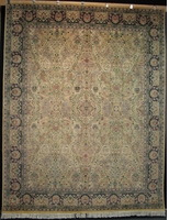 "Tabriz - Arts & Crafts de William Morris : 10'4"" x 8'"