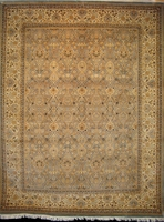 "Tabriz - Arts & Crafts de William Morris : 10'5"" x 7'11"""