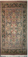 "Tabriz - Arts & Crafts de William Morris : 7'3"" x 4'8"""