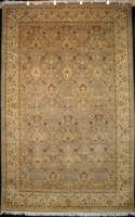 "Tabriz - Arts & Crafts de William Morris : 9'6"" x 6'"