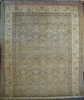"Tabriz Trellis Arts & Crafts by William Morris : 12'4"" x 9'3"""