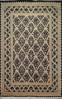 "Tabriz Trellis - Arts & Crafts by William Morris : 14'4"" x 9'10"""