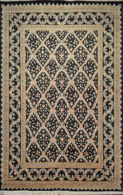 "Tabriz Trellis - Arts & Crafts by William Morris: 14'4"" x 9'10"""