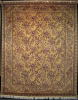 "Tabriz Trellis - Arts & Crafts de William Morris : 10'4"" x 8'3"""