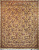 Tabriz Trellis - Arts & Crafts de William Morris : 10' x 8'