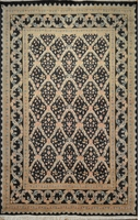 "Tabriz Trellis - Arts & Crafts de William Morris: 14'4"" x 9'10"""