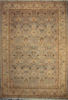 "Tabriz Trellis - Arts & Crafts de William Morris : 8'11"" x 6'2"""